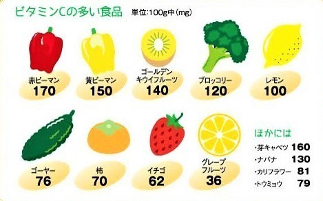 ビタミンCの多い食品.jfif