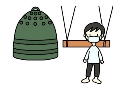 マスク男子+除夜の鐘.jpg