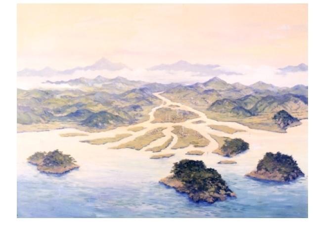 約430年前の広島デルタ.jpg