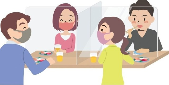 飛沫感染予防の会食.jpg